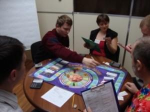 аудио-курс Как начать проводить игру Денежный поток в своем городе?