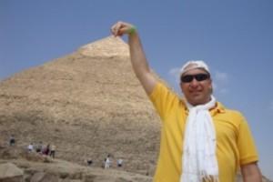 мудрые пирамиды в Гизе