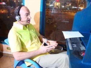 Александр Евстегнеев - провожу вебинар из Шарм-Эль-Шейха на 150 человек из местного интернет-кафе