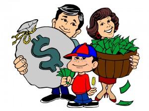 ведения семейного бюджета