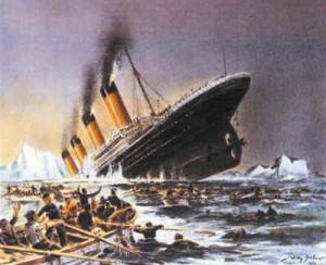 не повторяйте судьбу Титаника