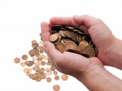 А Вы поднимаете монеты?