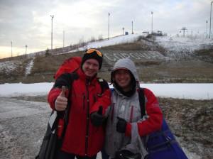 горнолыжный сезон в Сорочанах