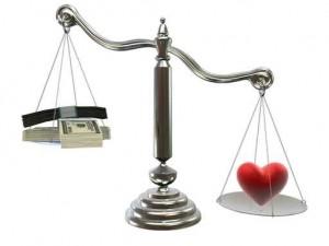 Любовь и деньги - как совместить?
