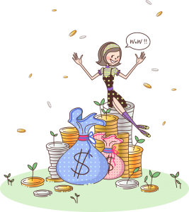 Станьте еще и богатой