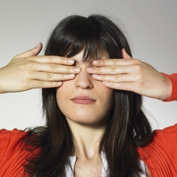 Рекомендую упражнения для глаз