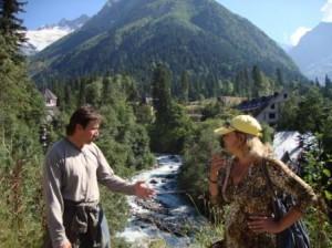 Наши тренера - Евгения и Юрий