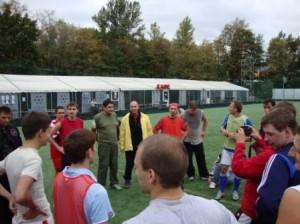 Футбол в День Города!