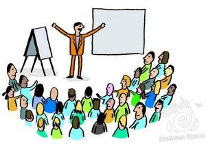 Научись организовывать и проводить свои собственные тренинги