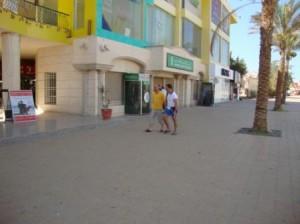 пустые улицы Хургады