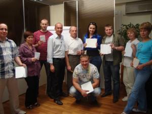 фото участников семинара