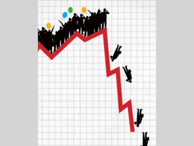 экономические потрясения
