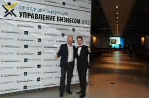 Александр Евстегнеев и Андрей Парфенов