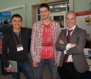 Евгений Попов, Никита Королев, Алексей Толкачев