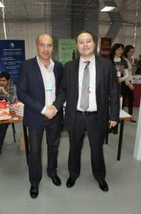 Александр Евстегнеев и Константин Бакшт