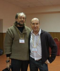 Виталий Сундаков и Александр Евстегнеев